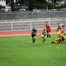 FCAix Rugby - SC Privadois Rugby